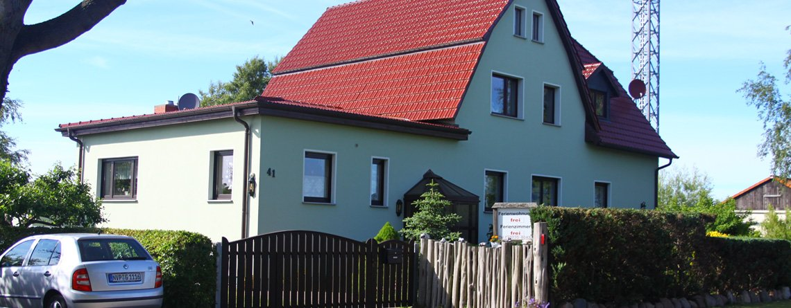 Appartement in Wustrow
